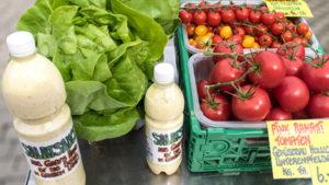 Alles für den Salat vom Lüscherhof-Hofladen